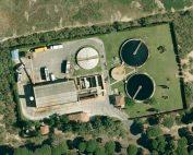 depuradora de aguas residuales de isla cristina