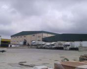 fábrica y ampliación de fábrica de mobiliario de oficina