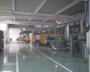 industria para fabricación de fibras y geotextiles